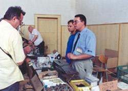 HAM amateur meeting in Holice 2002