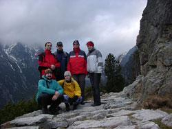 HAM amateur meeting in Tatry 2002-outing